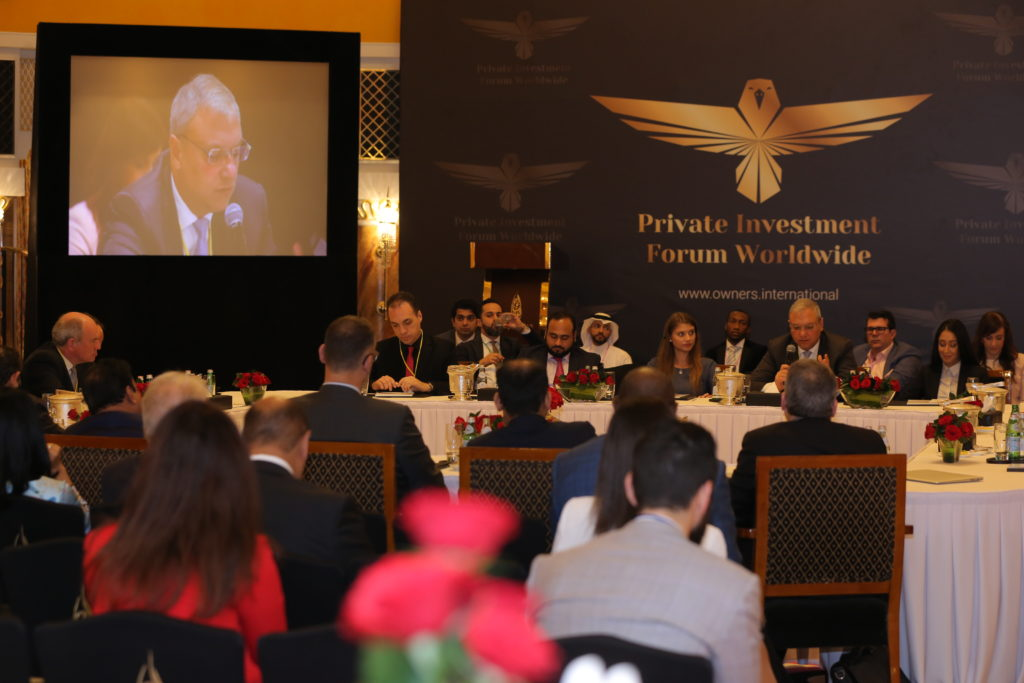 PIFW - Private Investment Forum Worldwide