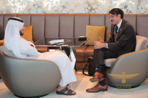 Ashraf Al Moustafa - V Private Investment Forum Worldwide